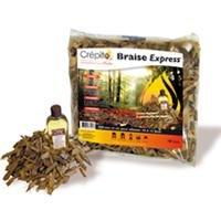 Crépito présente Braise Express® Batiweb