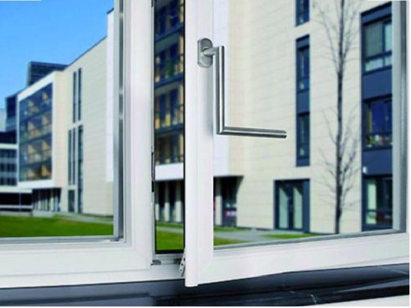 Poignée de fenêtre pour PMR HOPPE - Batiweb