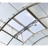 Arcadef GD® : lanterneau de désenfumage naturel et aération de confort adaptable sur Voûte Arcade® - Batiweb