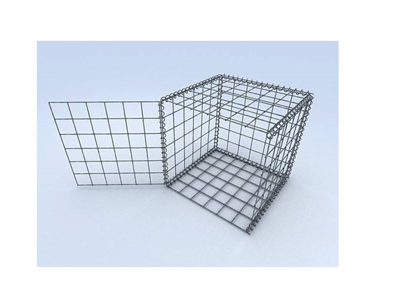 Cages métalliques GABIONS