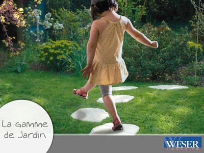 La gamme Jardin Weser Batiweb