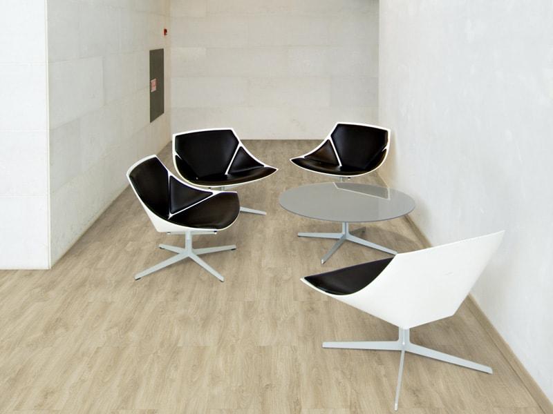 Revêtement de sol PVC acoustique Sarlon Primeo