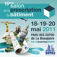 UNTEC -Salon de la Prescription du 18 au 20 mai 2011 - Batiweb
