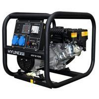 GROUPE ELECTROGENE ESSENCE HYUNDAI 4,4KW HY6000 - Batiweb
