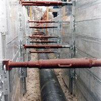 Blindage de Tranchée en Aluminium - Batiweb