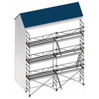 ECHAFAUDAGE D49 - 58M² + PLANCHERS