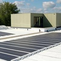 La membrane d'échanchéité photovoltaïque DERBISOLAR