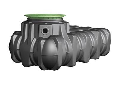 Cuves à enterrer extra-plates Platine de 1500 à 15000 litres Batiweb
