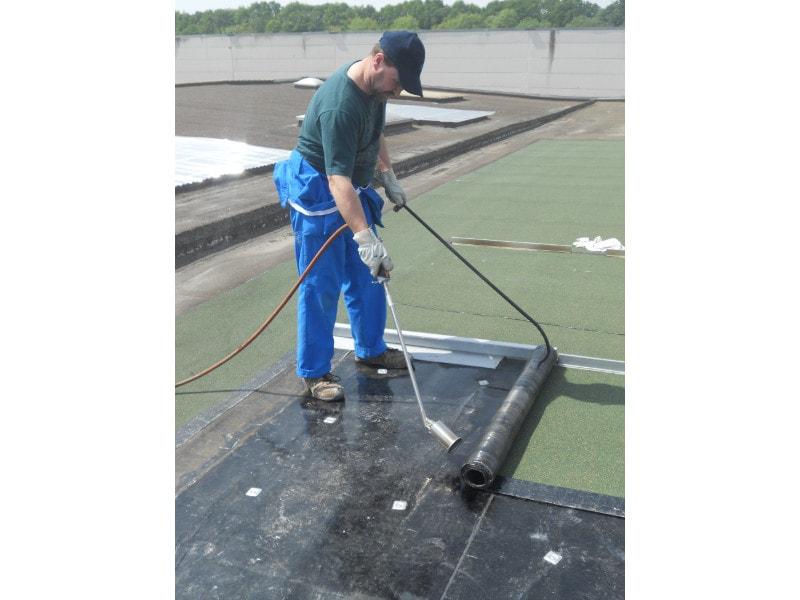 T'Fix , Système de sur-toiture sur membrane d'étanchéité bitumineuse