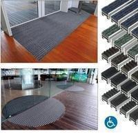 TOP CLEAN: tapis d'entrée grand trafic, une Gamme Complète, une Fabrication sur mesure