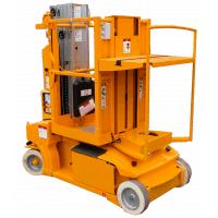 Elévateur vertical automoteur électrique 6 m - 1 personne - Batiweb