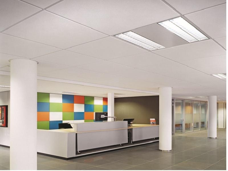 Perla op 0.95 : le plafond acoustique et durable au service des prescripteurs - Batiweb