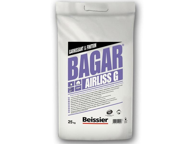 BAGAR AIRLISS G - Enduit de dégrossissage spécial airless - Batiweb