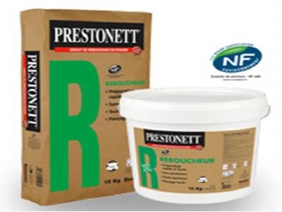 PRESTONETT R - Enduit de rebouchage Batiweb