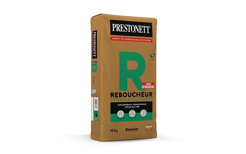 PRESTONETT R - Enduit de rebouchage - Batiweb