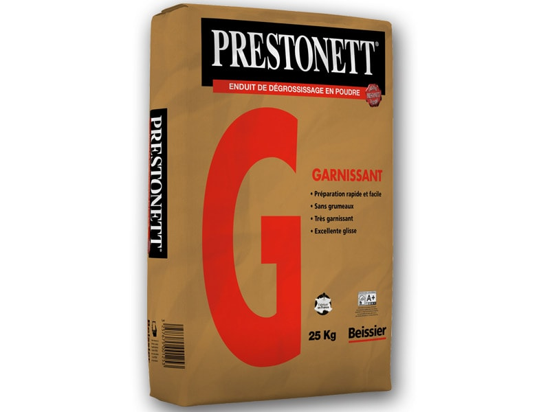 PRESTONETT G - Enduit de dégrossissage - Batiweb