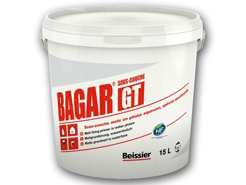 Enduit BAGAR GT - Enduit de finition gouttelette - Batiweb