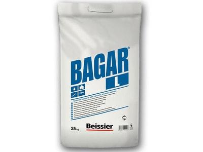 Enduit de lissage en pâte BAGAR L - Bleu Batiweb