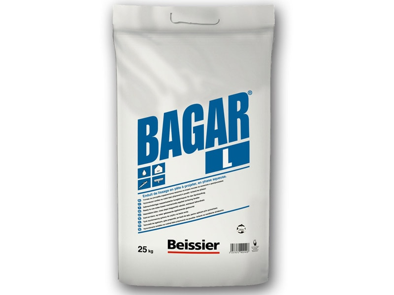 Enduit de lissage en pâte BAGAR L - Bleu - Batiweb