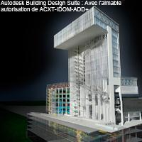 Autodesk Building Design Suite Batiweb