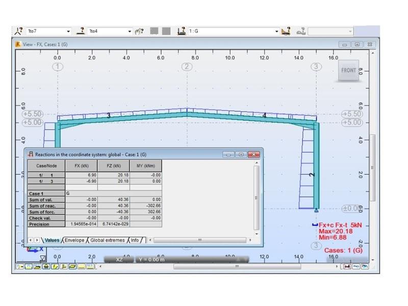 Logiciel d'analyse structurelle BIM Autodesk Robot Structural Analysis - Batiweb