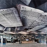 ALYOS acoustic pour plafond esthétique hautes performances Batiweb