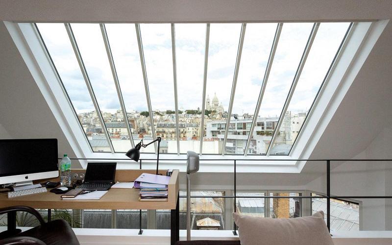 Verrières de toit modulaires A74 - Batiweb