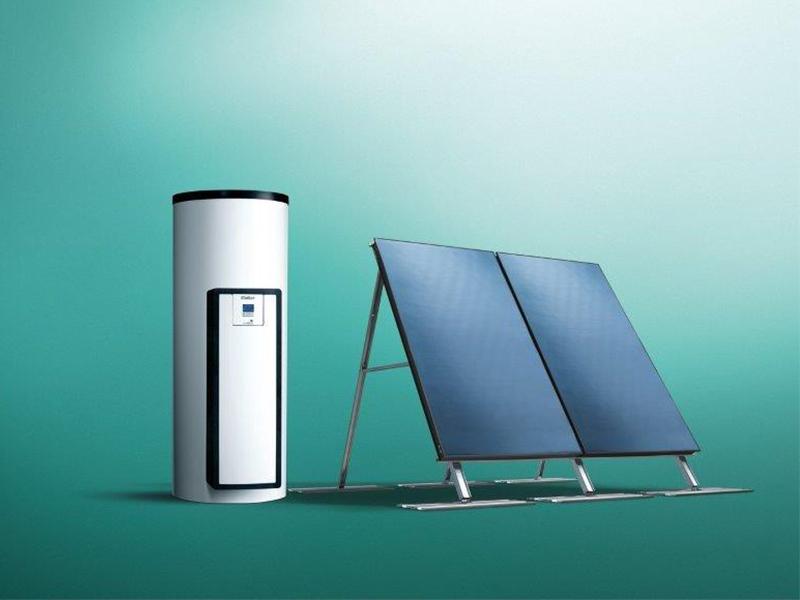 auroSTEP plus, le chauffe-eau solaire individuel autovidangeable - Batiweb