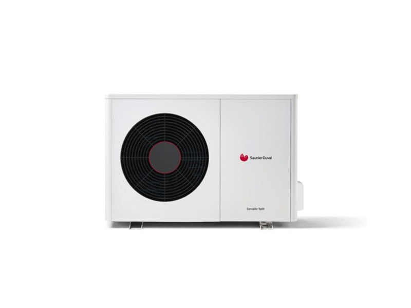 Pompe à chaleur air / eau bi-bloc GeniaAir Split - Batiweb