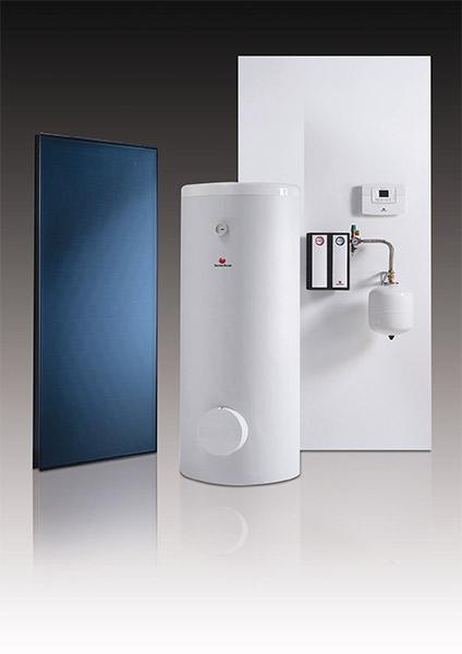HelioSet, le chauffe-eau solaire autovidangeable et préssurisé pour répondre à toutes les installations - Batiweb