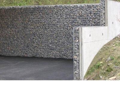 Mur à parement GABION Batiweb