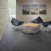 Dalle moquette Urban Retreat Three  Batiweb
