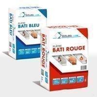 BATIROUGE / BATIBLEU – PLATRE MANUEL