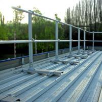 Garde-corps pour bac acier GardoBac Batiweb