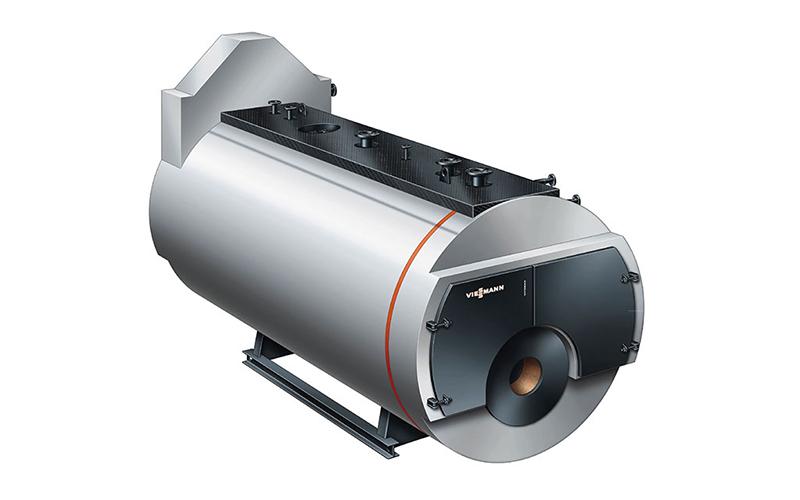 Vitomax 100-HS : chaudière à vapeur haute pression - Batiweb
