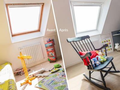 Raccords pour le remplacement des fenêtres de toit VELUX Batiweb