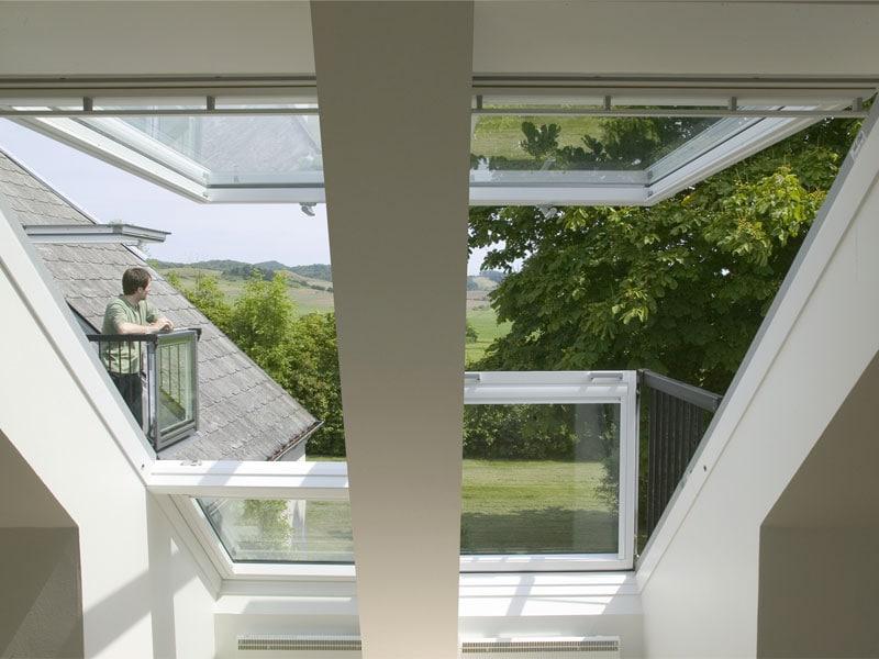 Verrière balcon CABRIO®