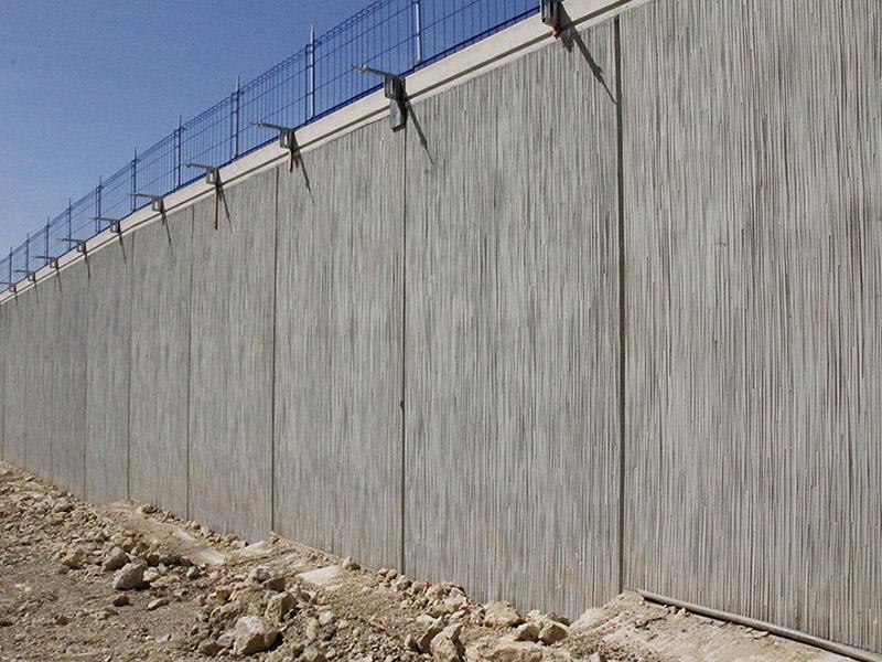 Les murs en L en béton - Batiweb