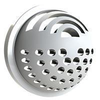 Bouche de ventilation longue portée Zehnder Longflow  - Batiweb