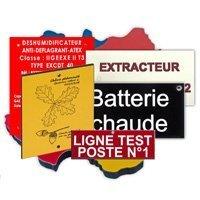 Etiquettes gravées Batiweb