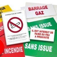 Plaques réglementaires Batiweb