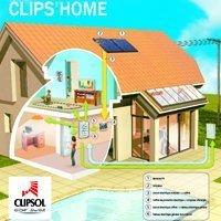 KIT photovoltaïque en autoconsommation CLIPS'HOME Batiweb