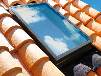 Châssis de toit monobloc Ubbink Batiweb