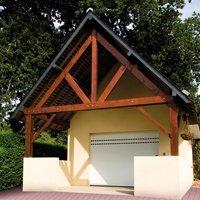 Porte de garage type Primo
