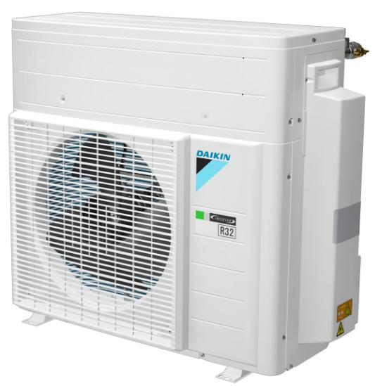 DAIKIN ALTHERMA H HYBRID AU R-32 : L'association optimale de la pompe à chaleur et de la chaudière - Batiweb