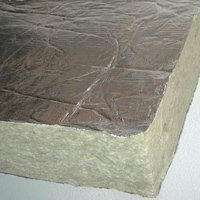 Panneau semi-rigide plafolaine Rockfon Feu - Batiweb
