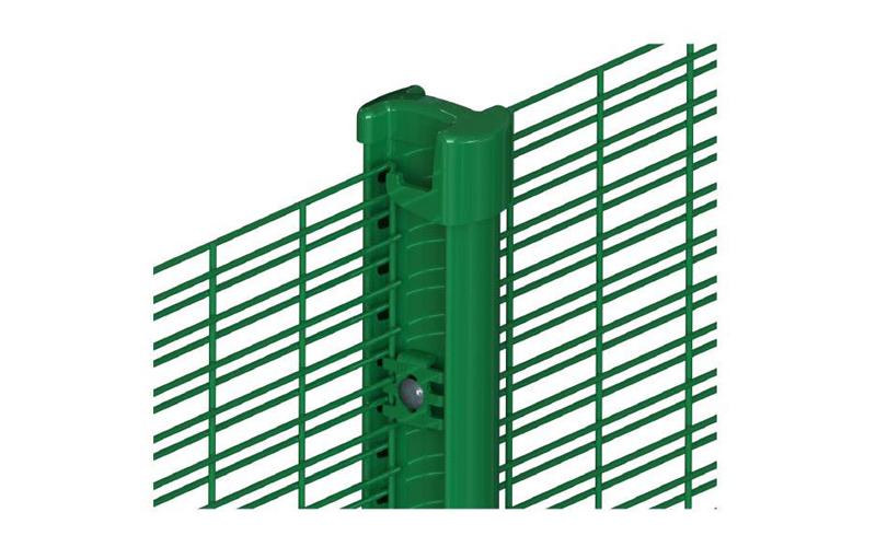 Panneau de clôture Securifor 4D - Batiweb