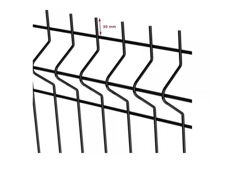 Panneau de clôture Nylofor 3D Multi - Batiweb