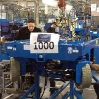 Un palier atteint chez genie : le 1000e élévateur à ciseaux GENIE® GS™- 4047 est sorti d'usine Batiweb