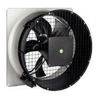 Pour une meilleure adaptation des ventilateurs aux échangeurs : le diffuseur ebm-papst  AxiTop  Batiweb